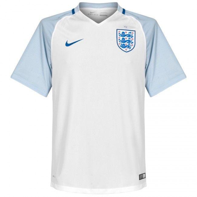 Camiseta de Inglaterra 2016-2017 Local  Eurocopa2016  Euro2016  England f9a61ab89c09e