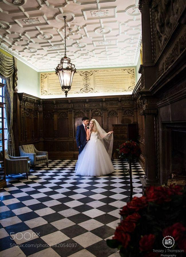 Wedding course by TresseyJThompson