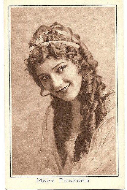 Mary Pickford (April 8, 1892 – May 29, 1979)