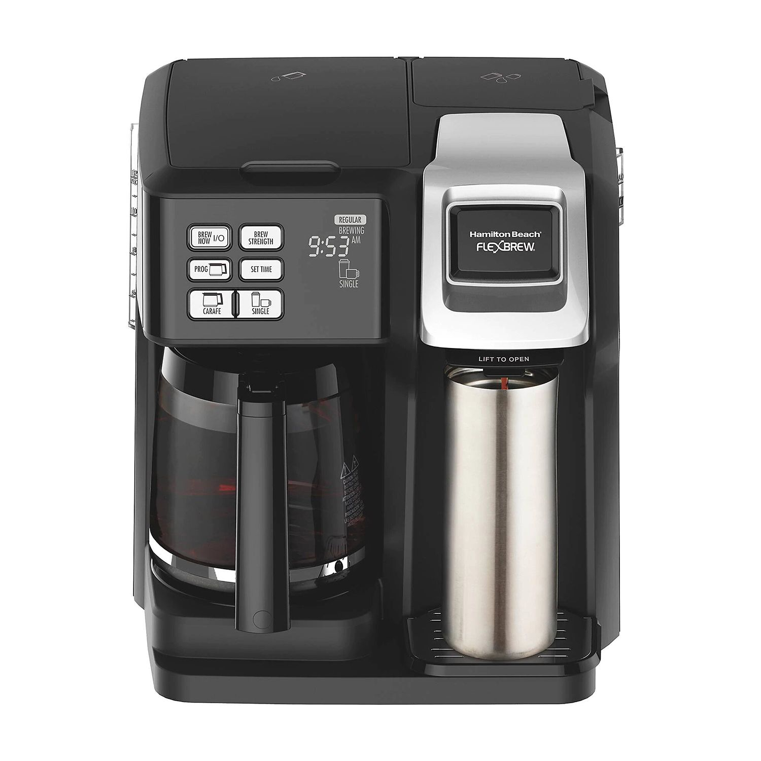 Real Simple Editors Recommend These 12 Wfh Essentials In 2020 Single Coffee Maker Coffee Maker Hamilton Beach