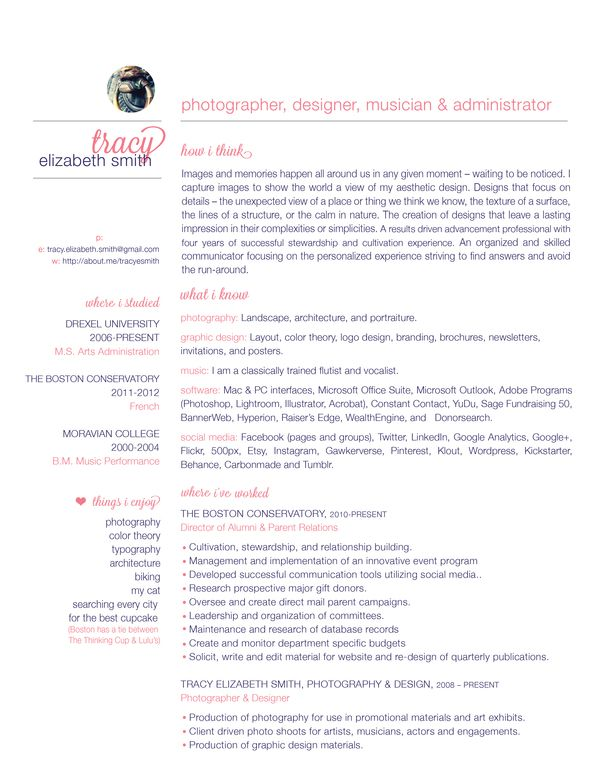 Popular Resume Styles 3 Types Of Resumes Examples Different Most