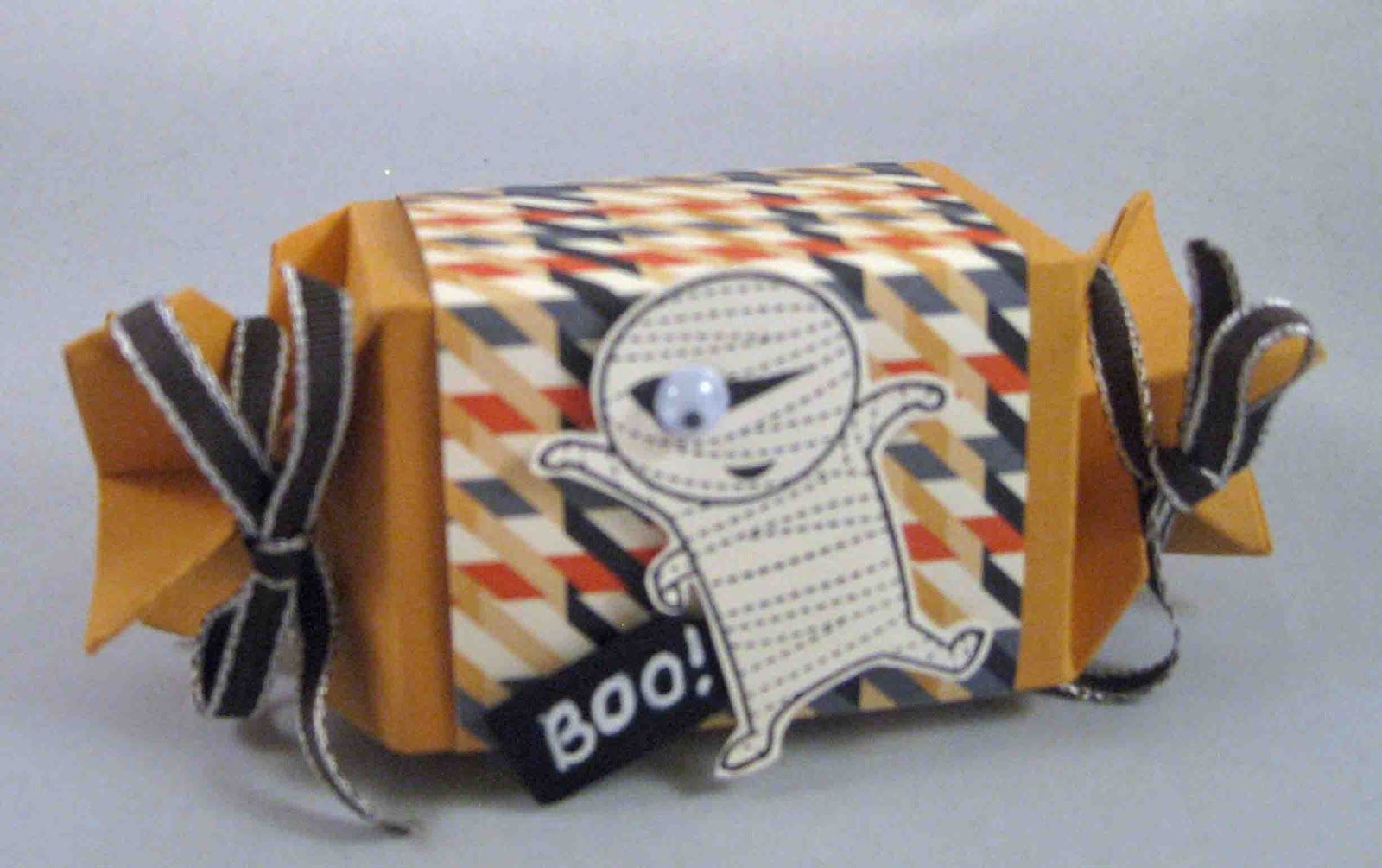 Southern Inkerbelles: Halloween Candy Wrapper