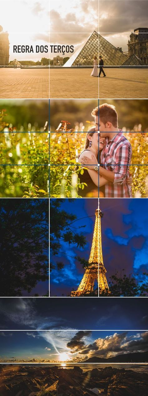 Regra dos Terços na Fotografia: O Essencial da Composição