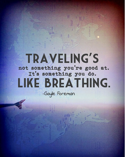 Travelling Is A Part Of Life A Journey That Has Full Of Memories To