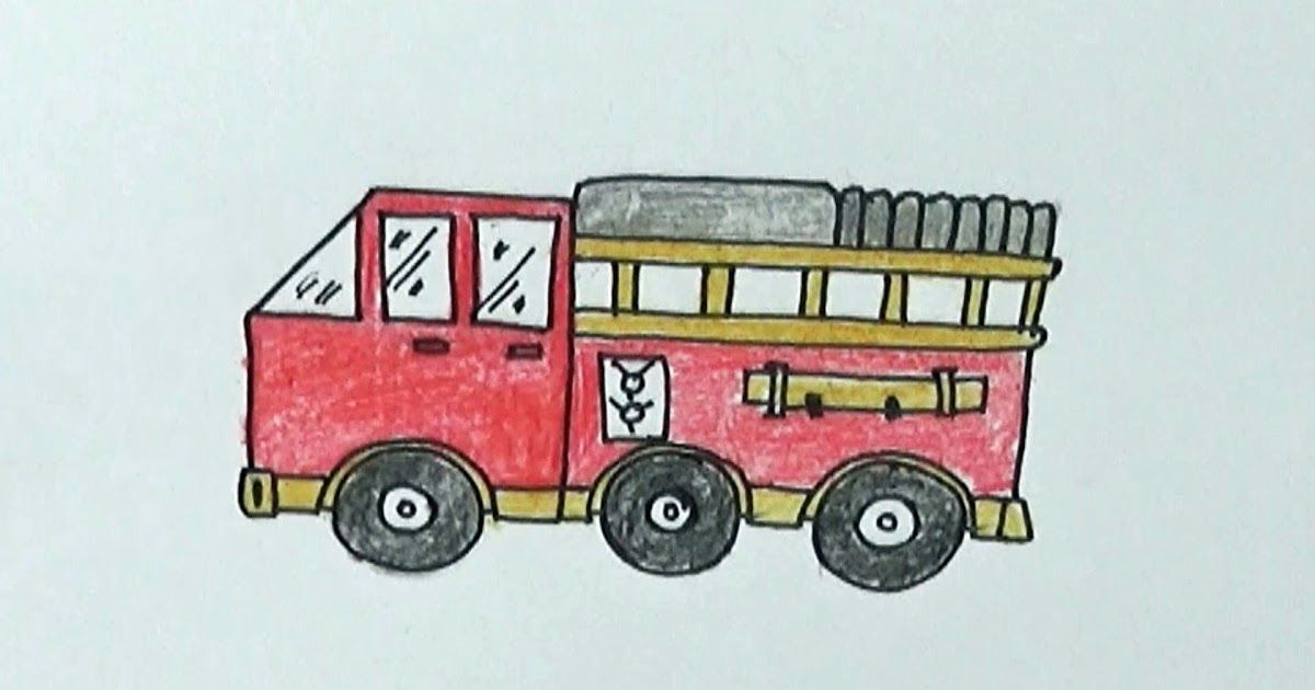 Terkeren 30 Gambar Kartun Manusia Dengan Pensil Cara Menggambar Kartun Dengan Pensil Menggambar Mobil Pemadam Kebakaran Download Kartun Gambar Kartun Gambar