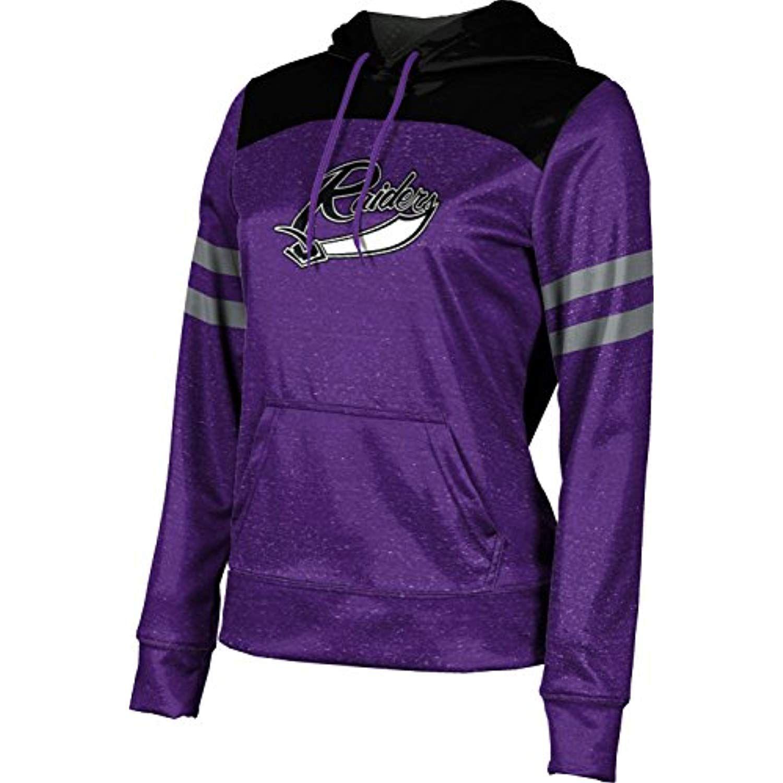 Apparel Men/'s University of Mount Union College Ombre Hoodie Sweatshirt