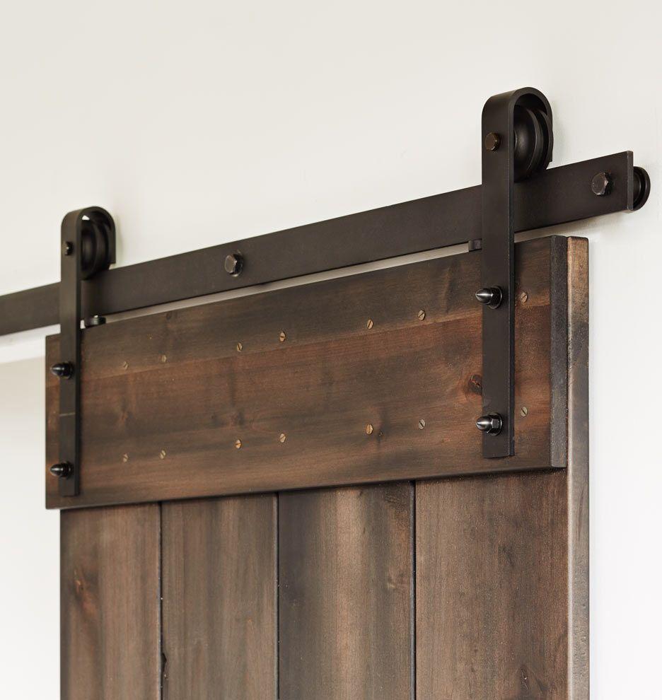 6 Barn Door Track Kit Rejuvenation Decoration Ideas For Press