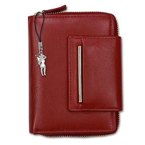 0f8849bfbbd1d J1213 Damen Leder Geldbörse Damen Portemonnaie Damen Geldbeutel - Lang  Mittel Kurz verschiedene Farben --präsentiert von Rabamta…
