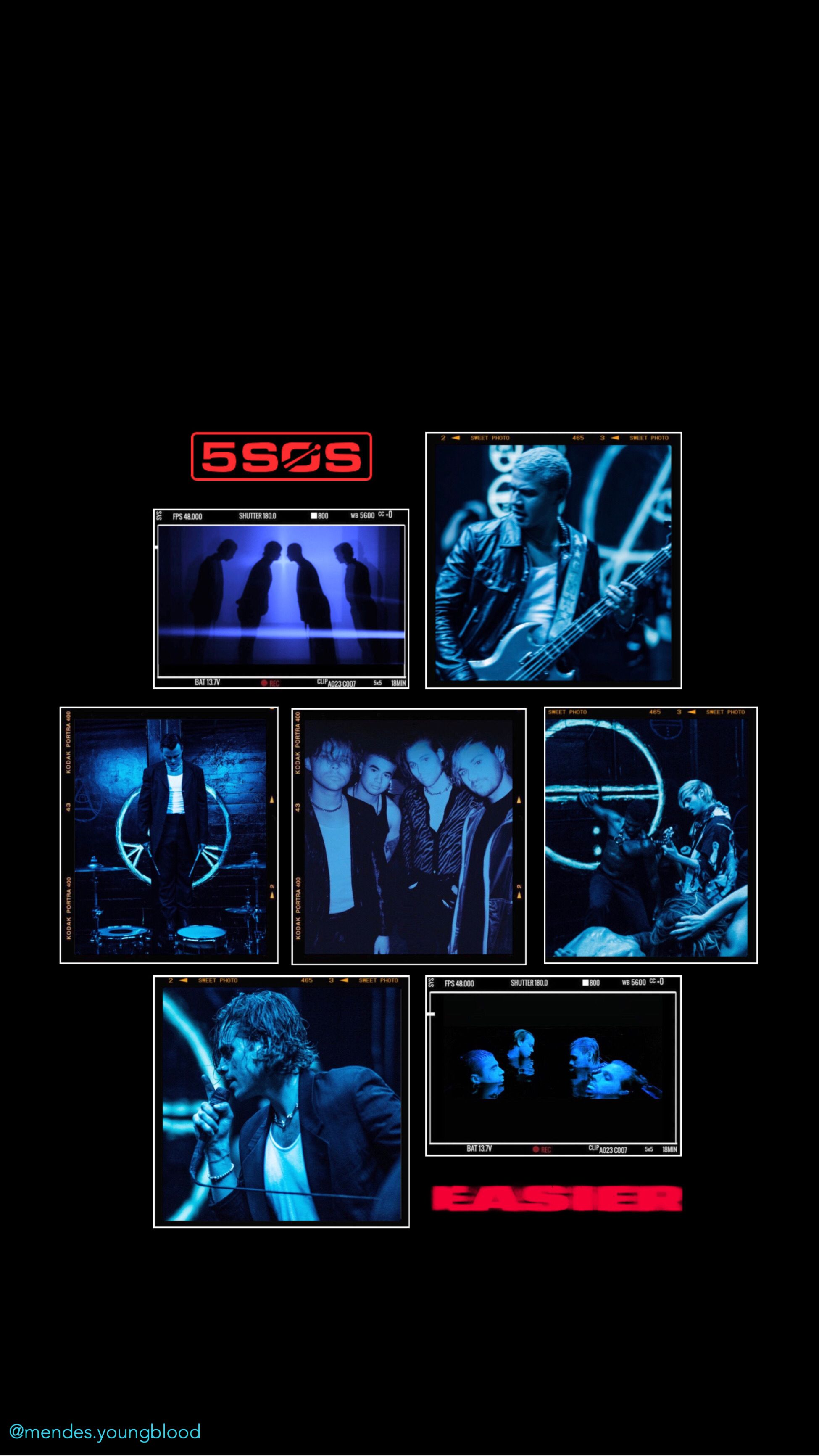 5sos Wallpaper Higher Quality In The Highlights Aesthetic
