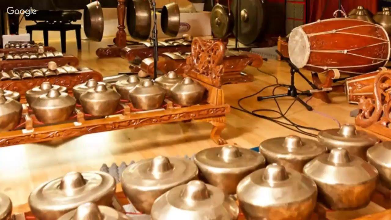 Tradisional 1 Gamelan Jawa 2017 Musik, Alat