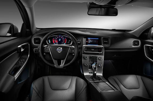 2015 Volvo V60 Volvo Modellen