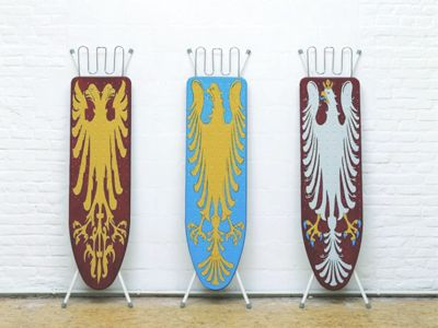 Amazing ironing boards