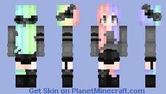 Pastel Minecraft Skin Minecraft Skins Minecraft Girl Skins