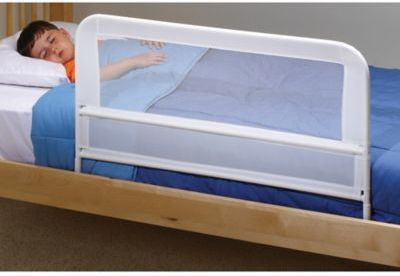 Kidco Mesh Bed Rail In White In 2019 Bed Rails Bed Rails For