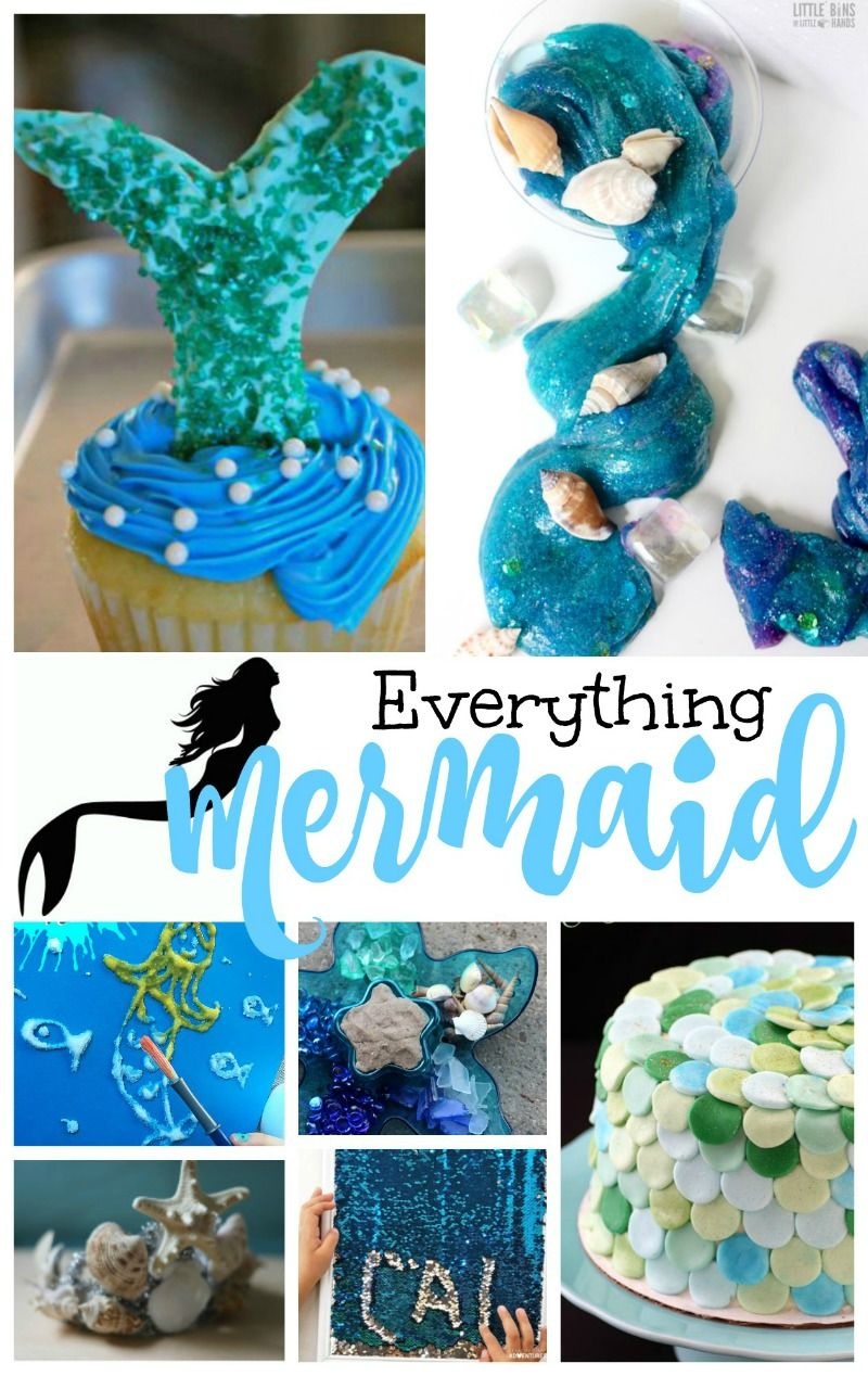 20 Mermaid Theme Party Ideas For Kids Ocean Theme Party