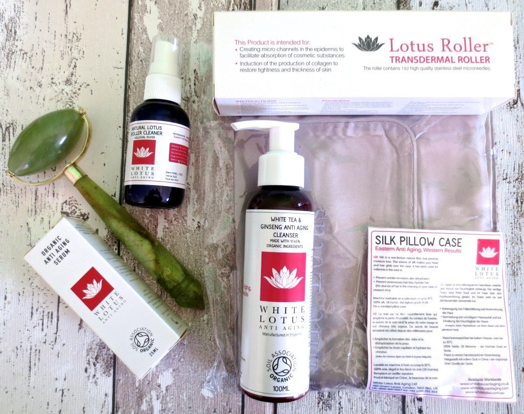 White Lotus Deluxe Anti Aging Starter Pack