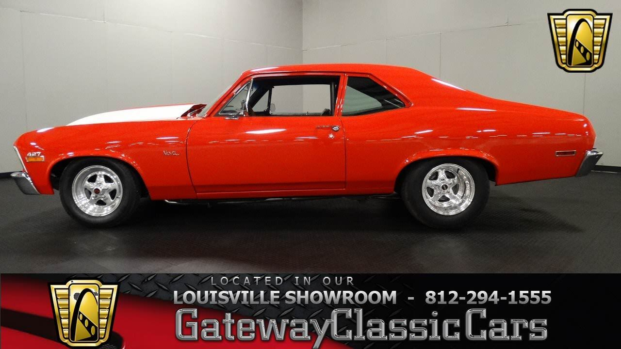 1972 Chevrolet Nova - Louisville Showroom - Stock # 1086 | Classic ...