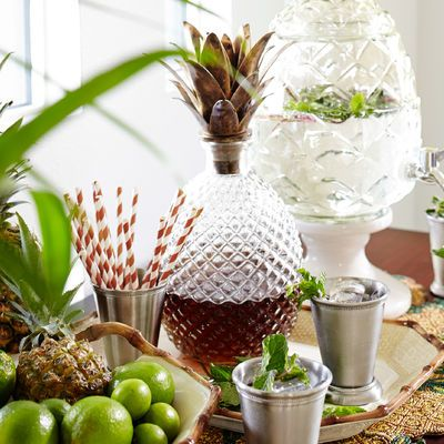 Pineapple Decanter, Pier 1