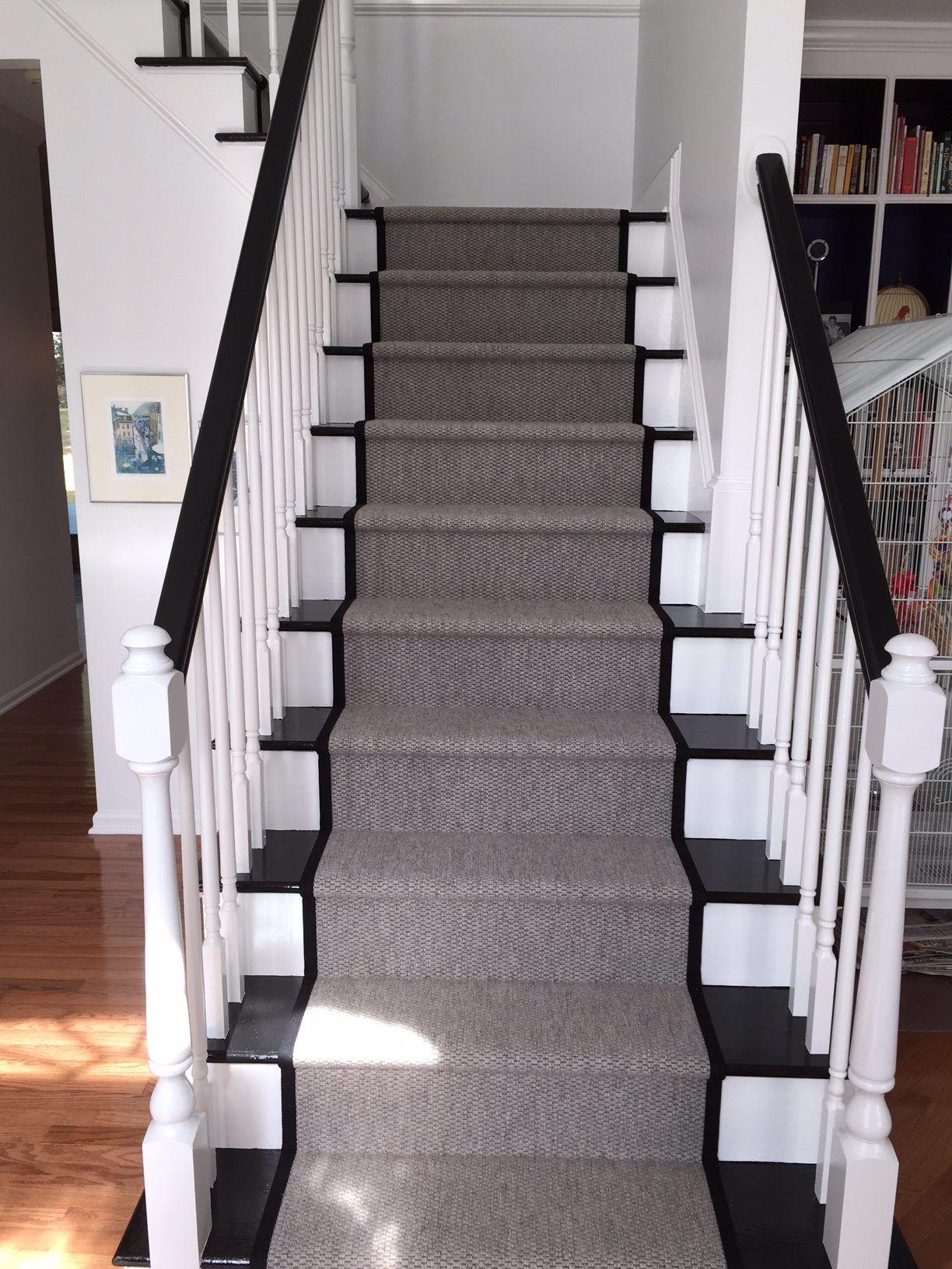 Nice 23 Splendid Stairs Runner Ideas for