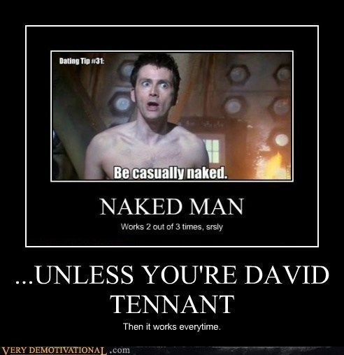...UNLESS YOU'RE DAVID TENNANT | Clothes, Remember this ...