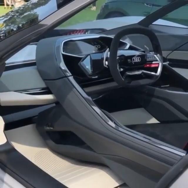 Photo of Audi concept 2020