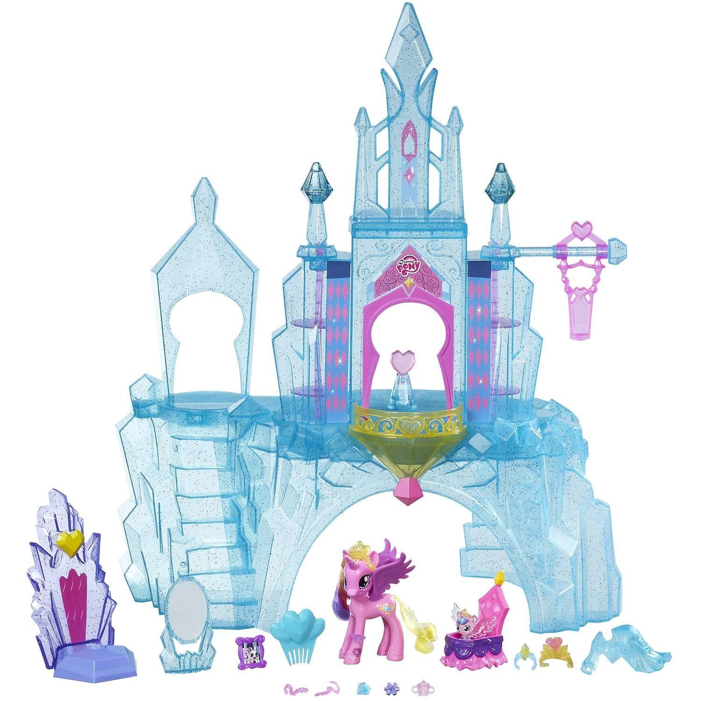 My Little Pony Explore Equestria Crystal Empire Castle Hasbro My Little Pony My Little Pony Little Pony