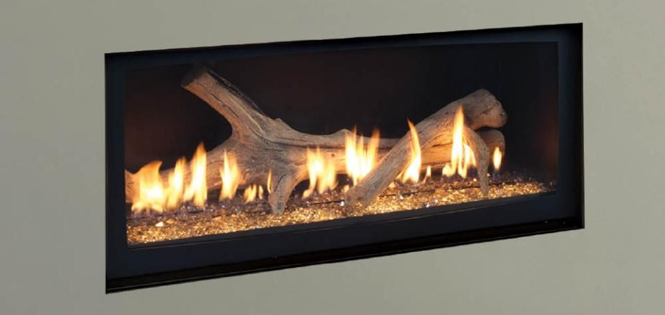 Echelon Direct Vent Gas Fireplaces By Majestic Products Vented