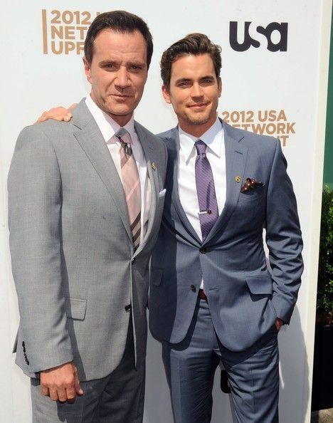 Tim and Matt