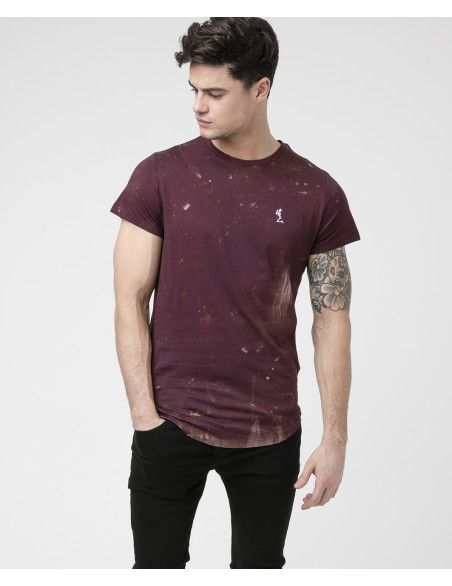 SHADOW SS RED TEE