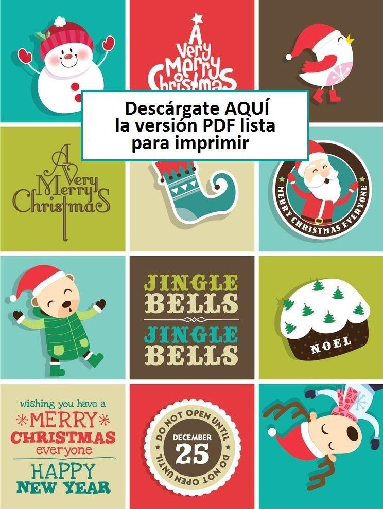 Tarjetas navide as gratis dise o gr fico y web - Tarjetas navidenas creativas ...