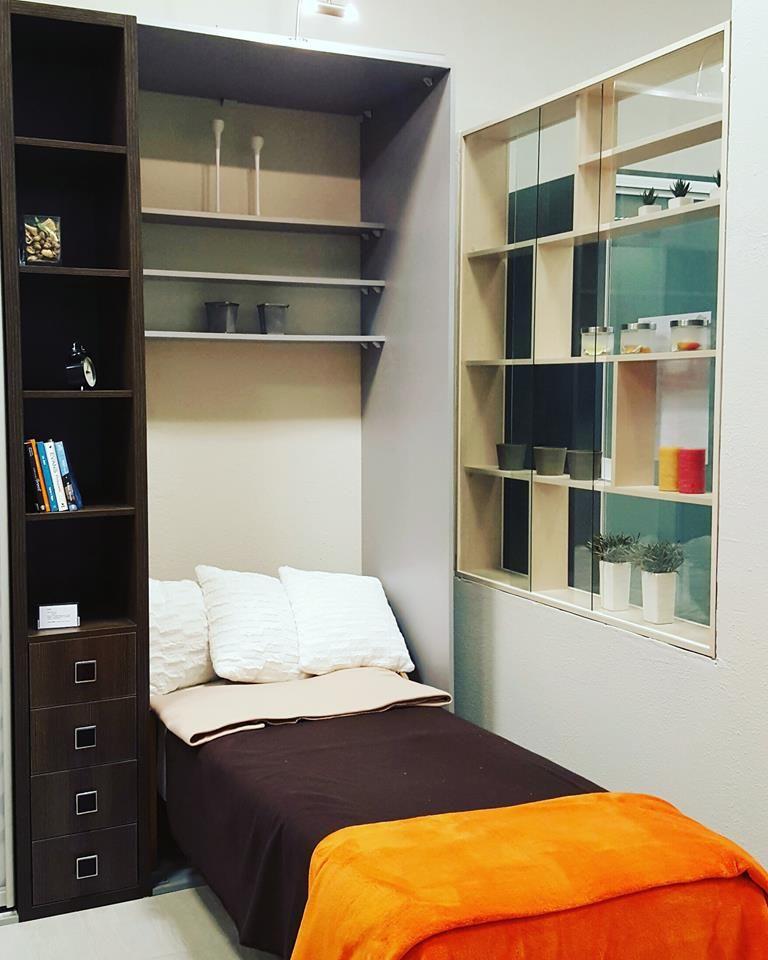 Popularnym Rozwiązaniem W Naszej Firmie Jest łóżko Chowane W