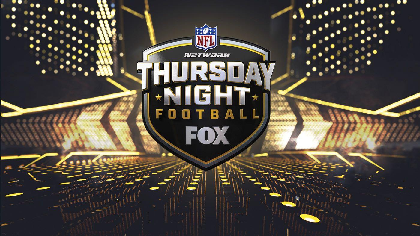 Thursday Night Football Fox Sports Nfl Network On Behance Thursday Night Football Sports Nfl Network