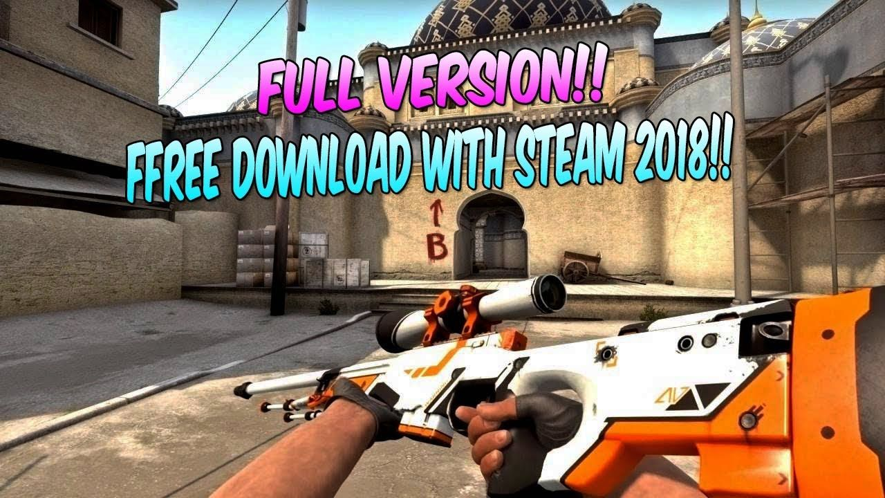 (FULL VERSION!!) How To Download CSGO FOR FREE PC ON STEAM