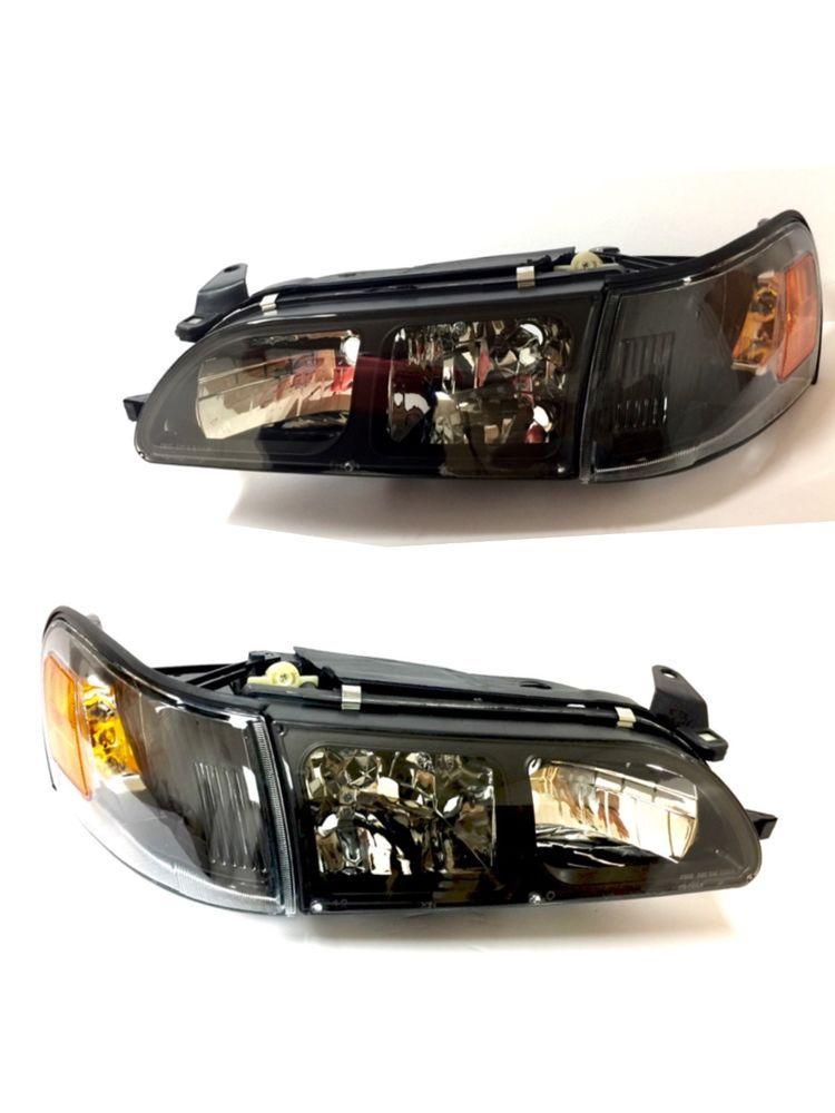 1996 toyota corolla dx headlights