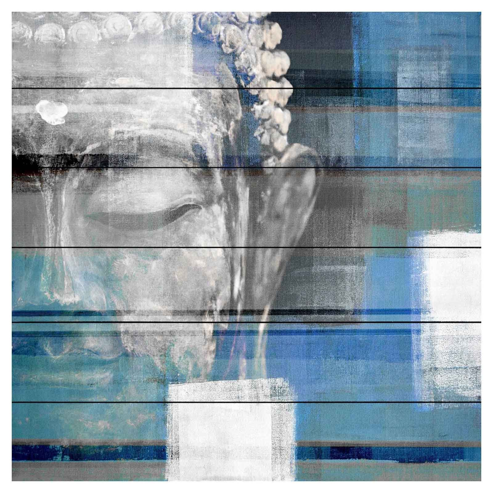 3 pieces Modern Canvas Prints Artwork Painting Picture Wall Decor Buddha B-S