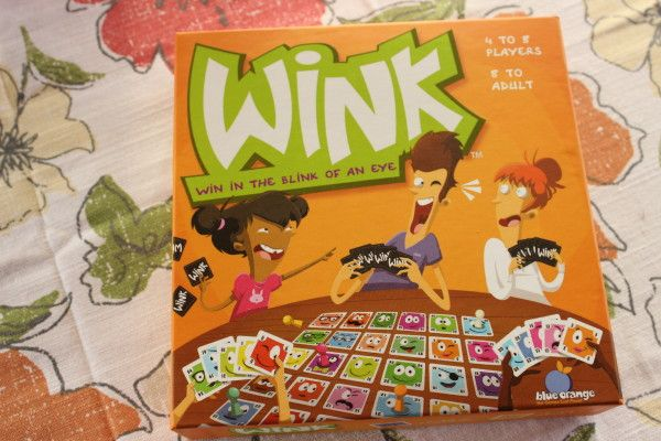 Wink Game By Blue Orange Central Minnesota Mom Blue Orange Blue Orange