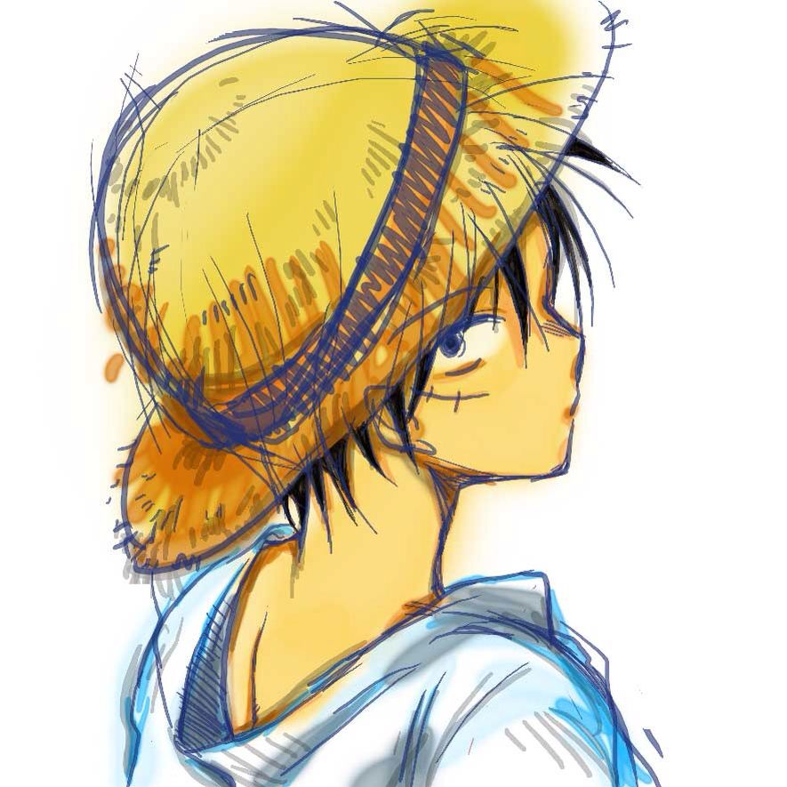 Monkey D. Luffy _One Piece   Luffy, One piece images, One ...