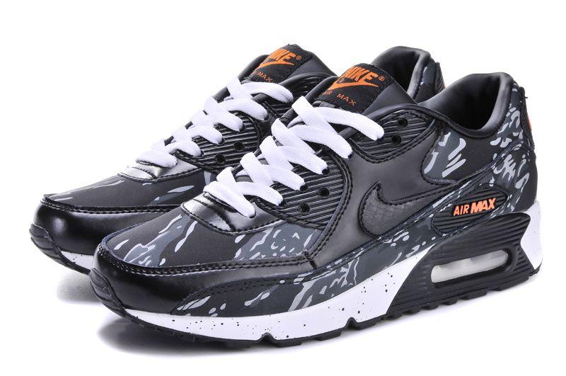 Nike Air Max 90 Premium Atmos Black Tiger Camo | Cheap nike
