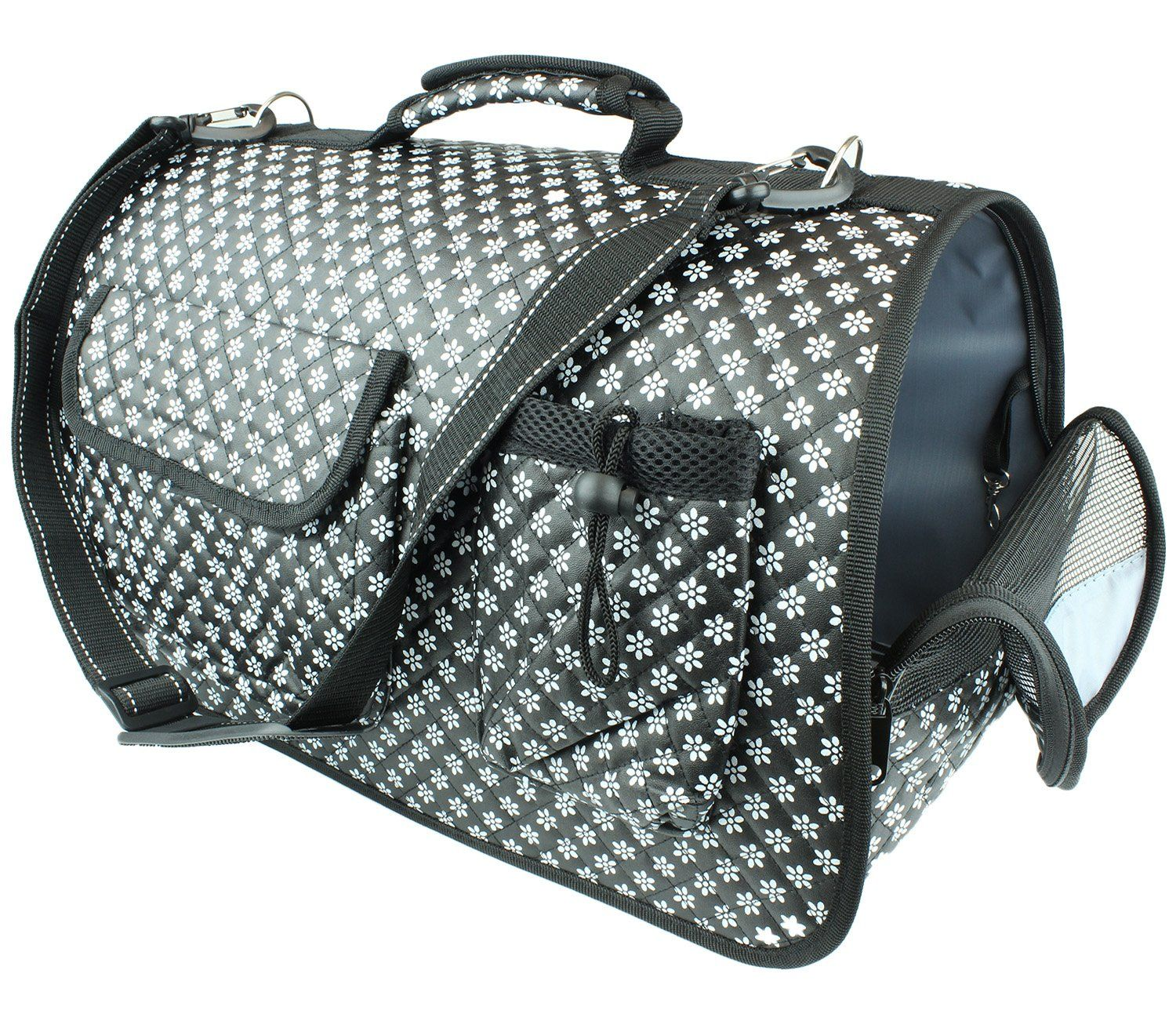 Soft Sided Pet Carrier For Dogs And Cats Airline Approved Travel