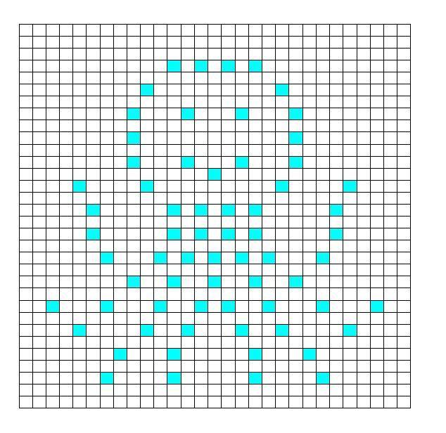Crochet Bobble Stitch Pattern Octopus | Crochet | Pinterest | Manta ...