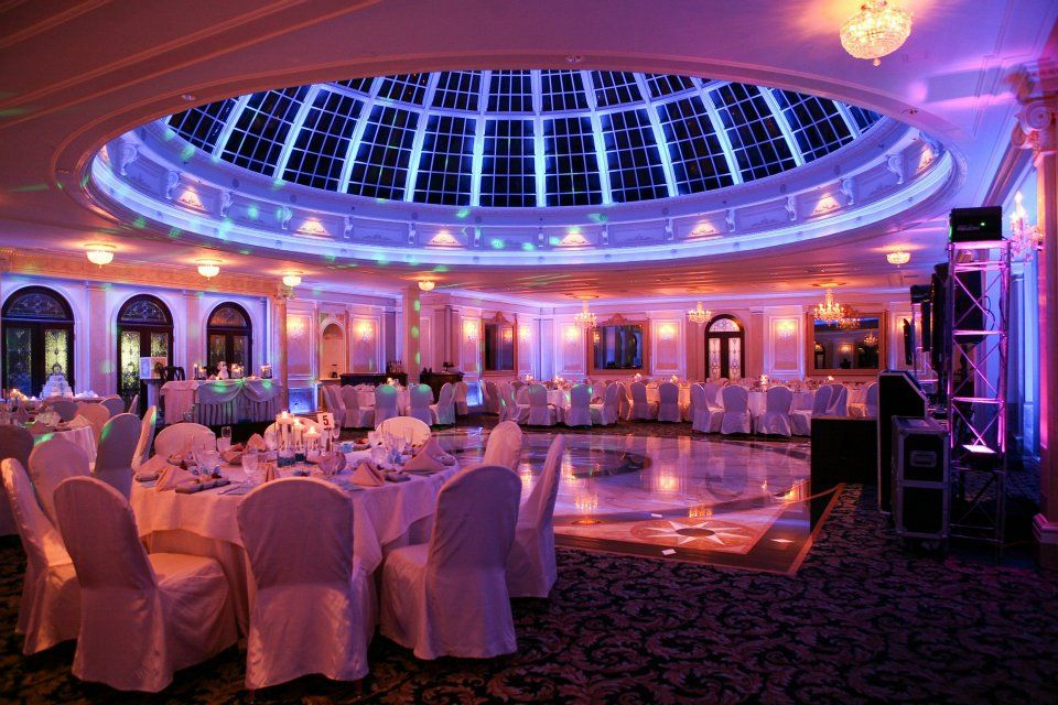 Wedding Venue DomeRoom Jericho Terrace Long Island NY