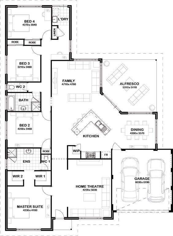 Cool Kitchen And Dining But Needs A Bigger Pantry Building A