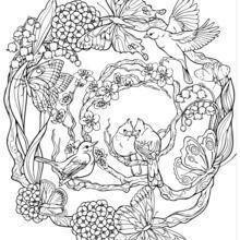 mandala with natural patterns worksheet projekty na vyzkou en mandala coloring pages. Black Bedroom Furniture Sets. Home Design Ideas