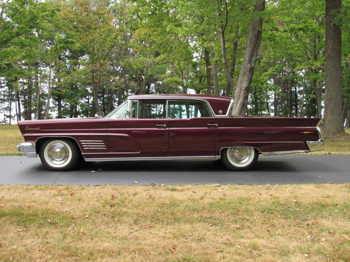 1960 Lincoln Continental Mark V For Sale 1877996 Hemmings Motor 1954 Iv News