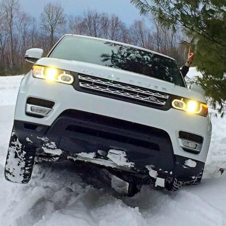 Offroading In A Range Rover Sport Land Experience Driving School Manchester Vt