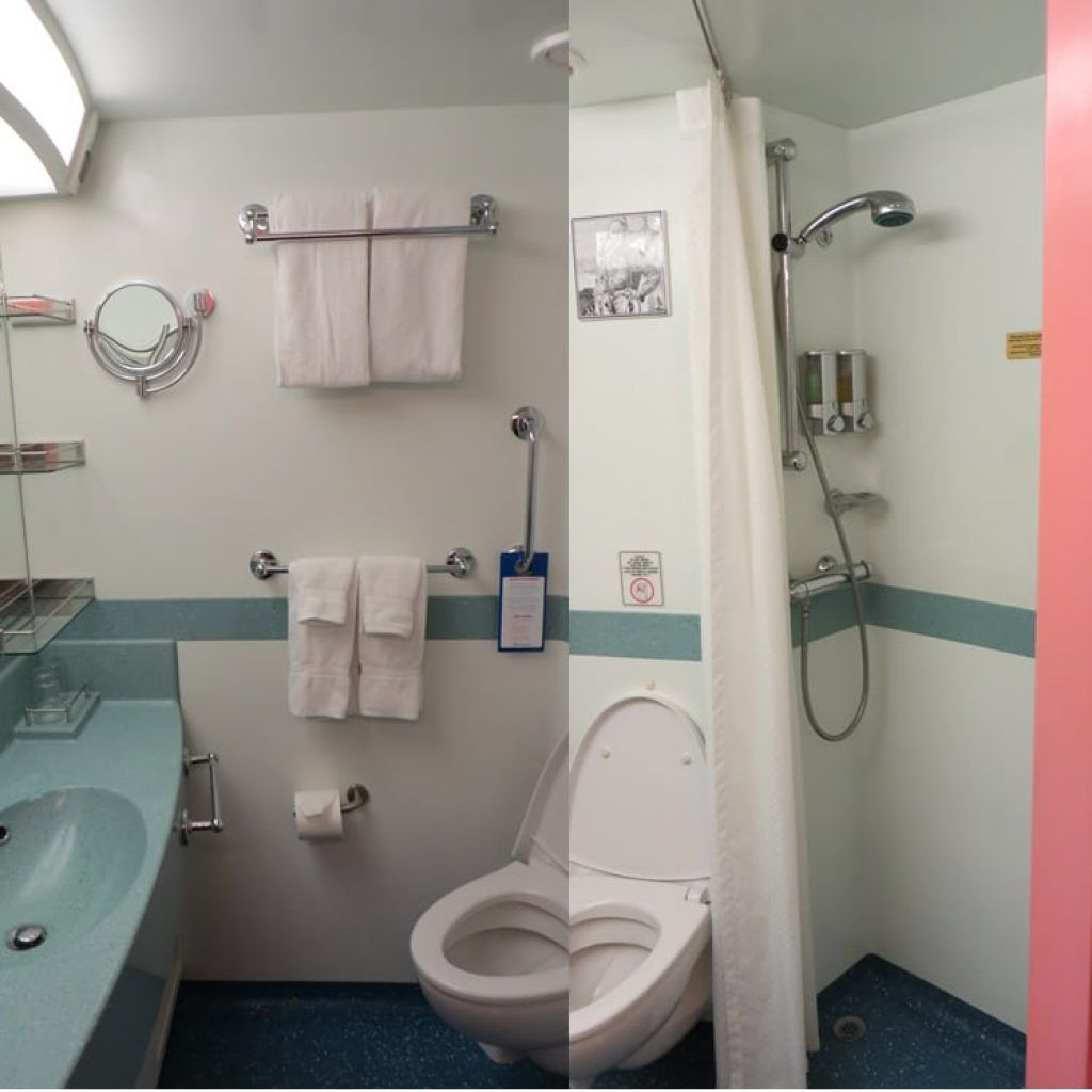 Carnival Interior Room Bathroom - Everything To Know About Cruise