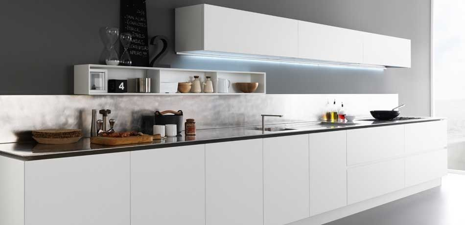 zampieri - #y kitchen in matt white lacquer. | y | pinterest | küchen, Kuchen