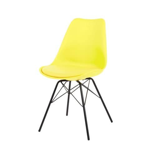 metallstuhl gelb free acapulco stuhl chair sessel gelb design klassiker with metallstuhl gelb. Black Bedroom Furniture Sets. Home Design Ideas
