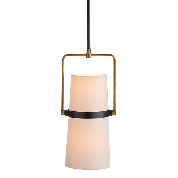 Riston Adjustable Pendant Light + Reviews   Crate and ... on Riston Floor Lamp  id=72852