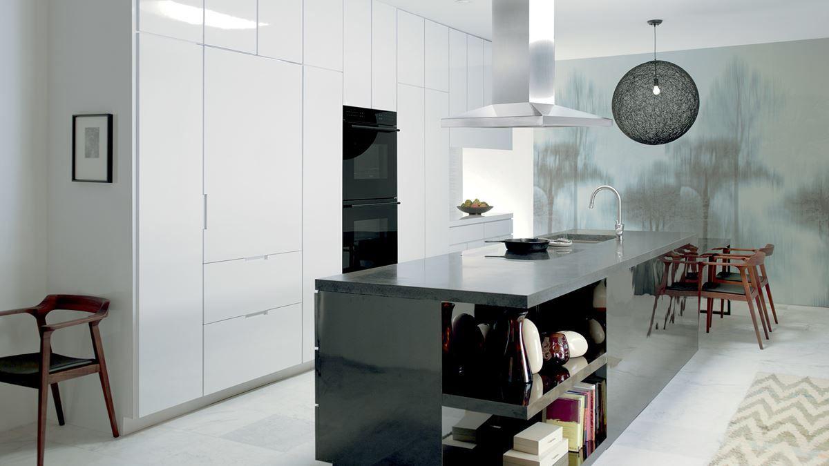 A disappearing refrigerator? Sub-Zero integrated refrigerators ...
